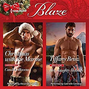 Christmas with the Marine & Her Naughty Holiday Audiobook