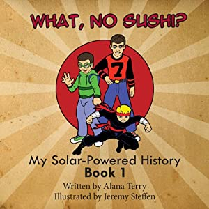 What, No Sushi? Audiobook