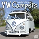 VW Campers 2013 Wall Calendar