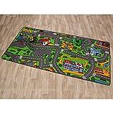 Tapis de jeux - Trafic - Tapis Circuit -...