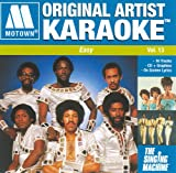 echange, troc Various Artists - Karaoke: Motown - Easy