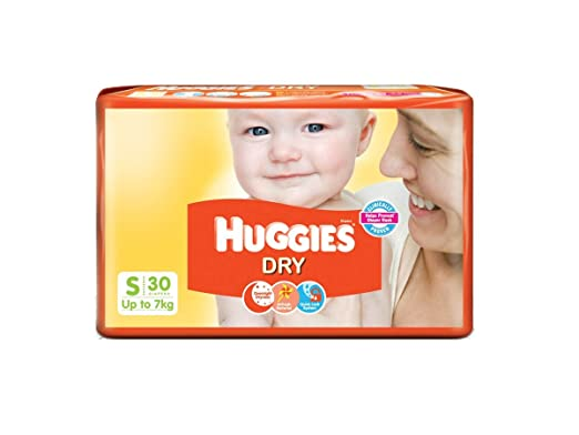 Dry Diapers Small Size