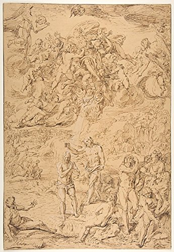 raymond-de-la-fage-the-baptism-of-christ-kunstdruck-4572-x-6096-cm