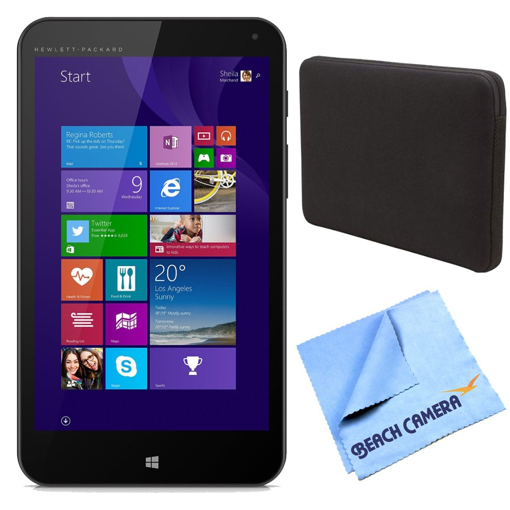 Hewlett Packard Stream 7 32GB Windows 8.1 Tablet Bundle (Free Office 365 Personal for One Year) офисное приложение ms office 365 personal rus subscr 1yr no skype коробка qq2 00595