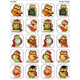 Teacher Created Resources SW Owl Stickers Multi Color  4