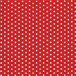 rot weiß gepunktet