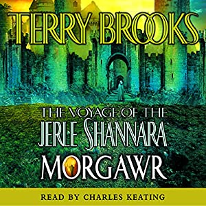 Morgawr: The Voyage of the Jerle Shannara, Book 3 Audiobook