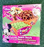 Disney Minnie Mouse Snack Bowls
