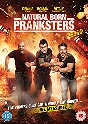 Natural Born Pranksters [DVD] [2016]