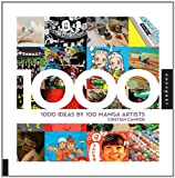 echange, troc Cristian Campos - 1000 ideas by 100 manga artists /anglais