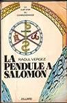 La pendule � salomon. in-12, 13x20 cm...