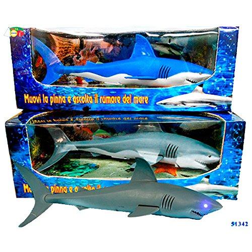 ginmar gtt51342 squalo c/luce/suono cm23 ass-to
