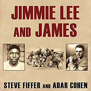 Jimmie Lee and James Audiobook