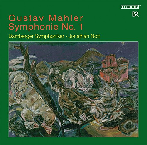 SACD : Jonathan Nott - Symphony 1 (Hybrid SACD)