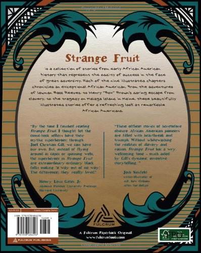 strange fruit 2 essay Strange fruit: the story of a song by peter daniels 8 february 2002 southern trees bear a strange fruit, blood on the leaves and blood at the root.