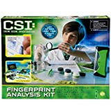  : CSI: Crime Scene Investigation - Fingerprint Analysis Kit