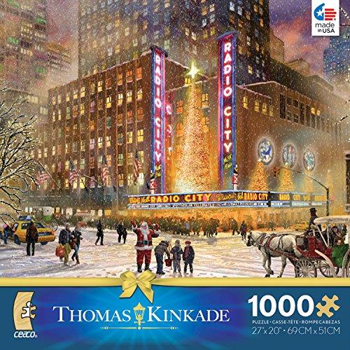 Thomas Kinkade Radio City Music Hall