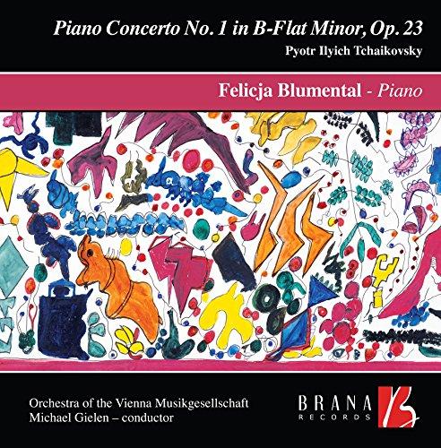 TCHAIKOVSKY / ORCHESTRA OF THE VIENNA - TCHAIKOVSKY: PIANO CONCERTO 1