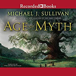 Age of Myth Audiobook
