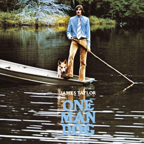 One Man Dog (1972) (Album) by James Taylor