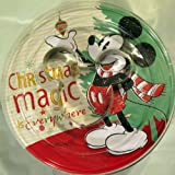 Mickey Mouse Christmas Cookie Tin Assorted