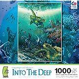 Robert Lyn Nelson Into The Deep Hide 'N Seek 1000 Piece Jigsaw Puzzle