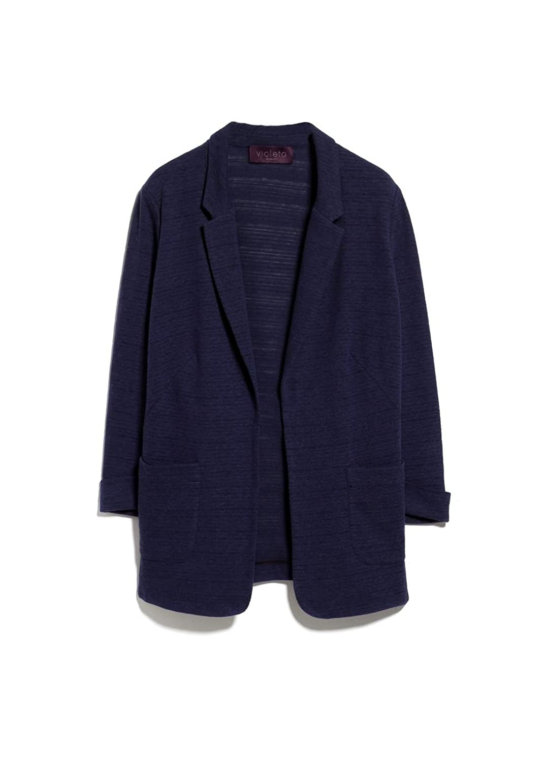 Violeta By Mango Women's Lapel Knit Jacket violeta by mango women s lapel knit jacket