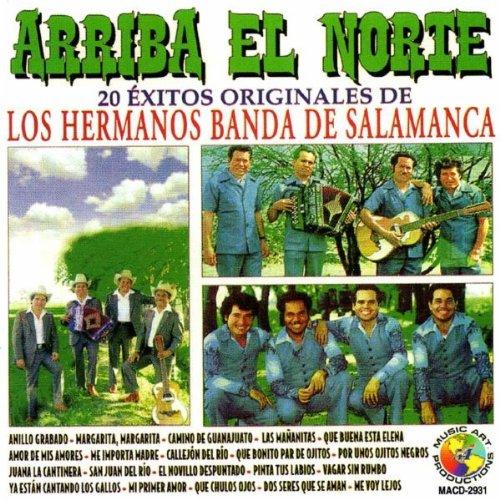 Amazon.com: Juana la Cantinera: Los Hermanos Banda De Salamanca