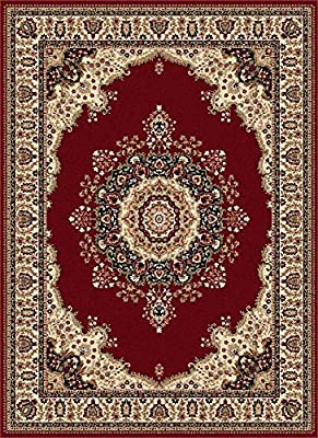 Tayse Rugs Sensation Collection 4702 Oriental Rug