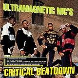 Ultramagnetic MC's Critical Beatdown [VINYL]
