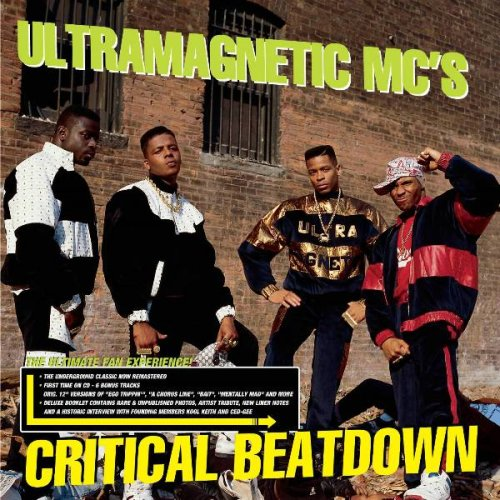 Critical Beatdown [Vinyl]