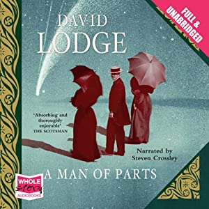 A Man of Parts Audiobook