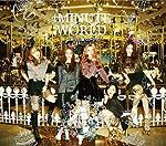 4Minute 5thミニアルバム - 4Minute World (CD + DVD) (アジア特別盤) (台湾盤)