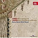 Vorisek : Missa Solemnis - Tomasek : Messa Con Graduale Et Offertorio