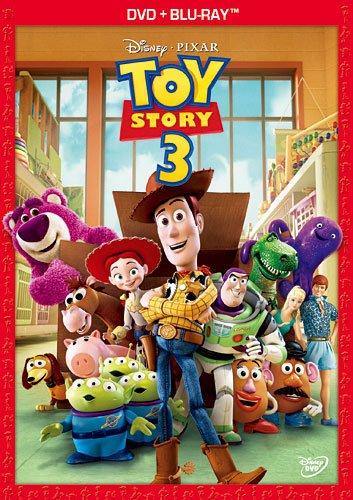 トイ・ストーリー3 DVD+ブルーレイセット(DVDケース)
