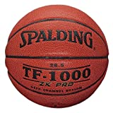 Spalding 64-4989 TF-1000 ZK Pro NFHS Women's Composite Leather Basketball