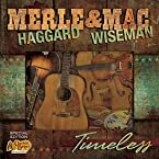 Merle and Mac - Timeless CD