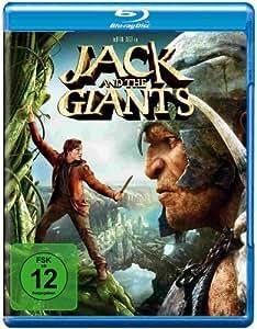 Jack and the Giants [Blu-ray]
