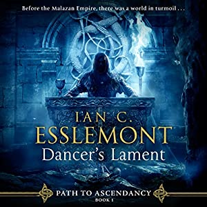 Dancer's Lament Audiobook