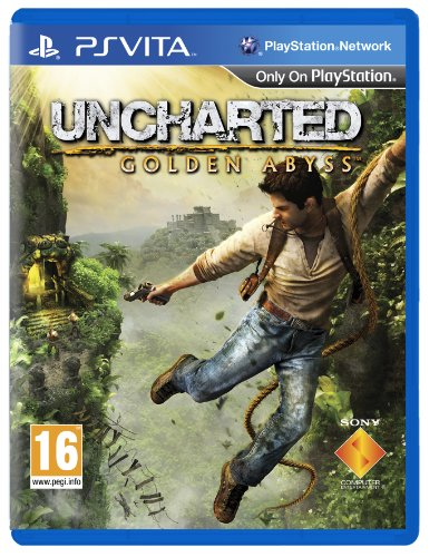 Uncharted: Golden Abyss (PS Vita).