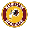 FANMATS 17979 NFL Washington Redskins Roundel Mat