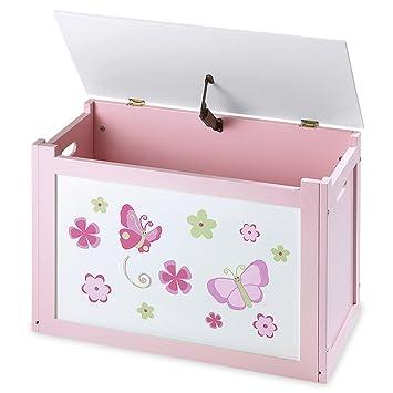 baby walz le coffre coffre jouets rangement de. Black Bedroom Furniture Sets. Home Design Ideas