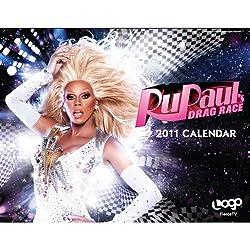 RuPaul's Drag Race: 2011 Wall Calendar
