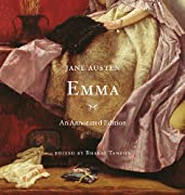 Emma: An Annotated Edition by Jane Austen cover image