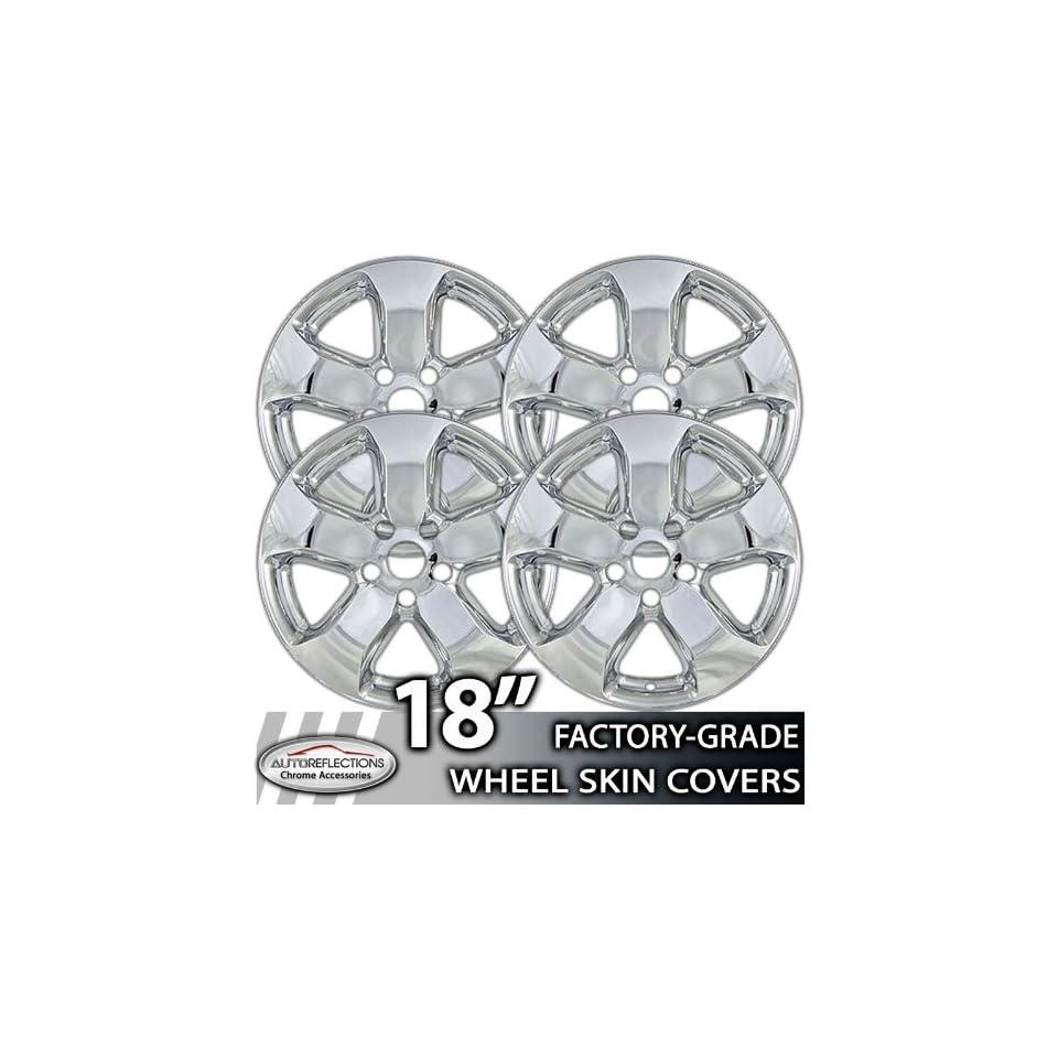 2011 2012 Jeep Grand Cherokee Laredo/limited 18 Chrome Wheel Skin Covers