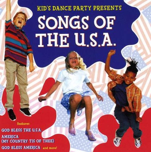 Kid's Dance Party: Songs of the U.S.A.