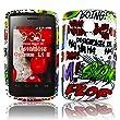 LG Optimus E410 L1 2 II SILICON COMIC HAHA design smartphone case coque housse bumper bag Bumper protection thematys�