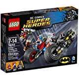 LEGO Super Heroes Batman(TM): Gotham City Cycle Chase 76053
