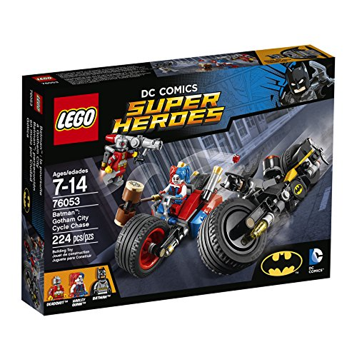 LEGO Super Heroes BatmanTM: Gotham City Cycle Chase 76053 (Lcs 2 compare prices)