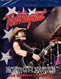 Ted Nugent: Motor City Mayhem [Blu-ray] [2009]